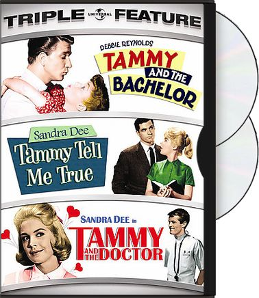Tammy Triple Feature (Tammy and the Bachelor /