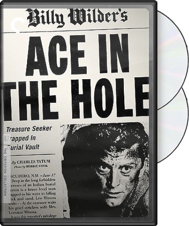 Ace In The Hole (2-DVD)
