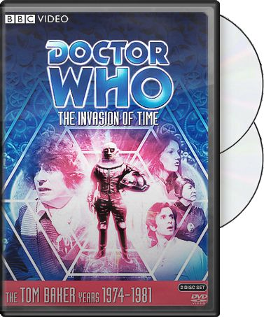 #097: Invasion of Time (2-DVD)