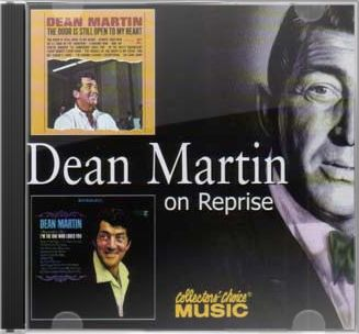 Dean Martin on Reprise - The Door Is Still Open