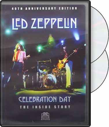 Celebration Day: The Inside Story (2-DVD - Book