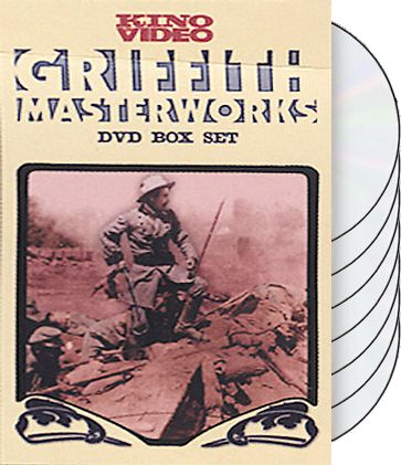 Griffith Masterworks, Volume 1 (Birth of a Nation