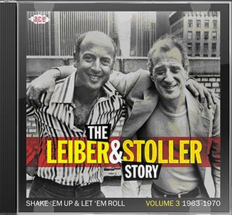 The Leiber & Stoller Story, Volume 3: Shake 'Em