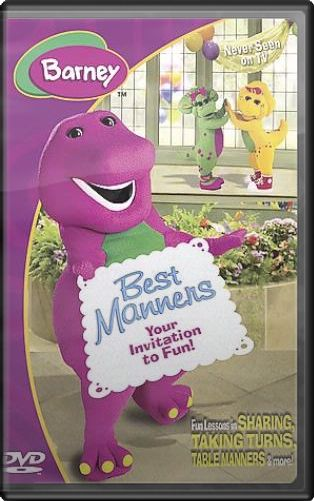 Barney - Barney's Best Manners