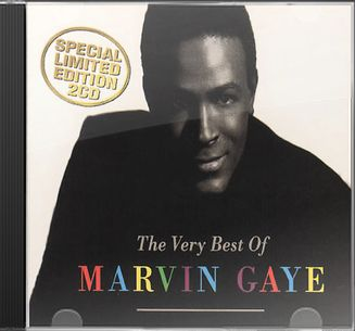 The Very Best Of Marvin Gaye Motown 1994 Cd 2002