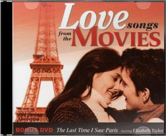 Love Songs from the Movies [Bonus DVD]