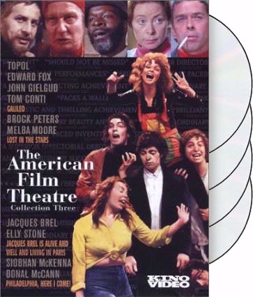 The American Film Theatre, Collection 3