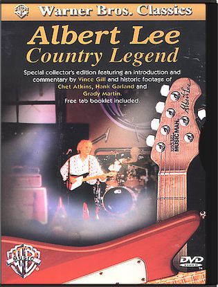 Albert Lee - Country Legend
