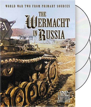 The Wehrmacht in Russia (3-DVD + Book Set)