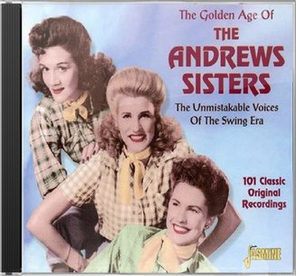 Golden Age of the Andrew Sisters (4-CD)