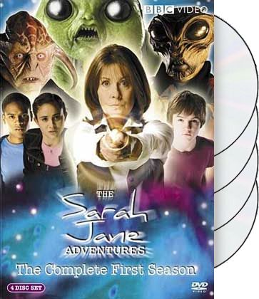 Sarah Jane Adventures - Complete Season 1 (4-DVD)