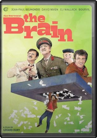 The Brain (Widescreen)