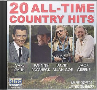 20 All Time Country Hits
