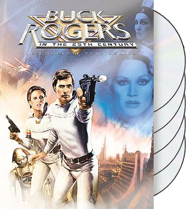 Buck Rogers in the 25th Century - Complete Epic