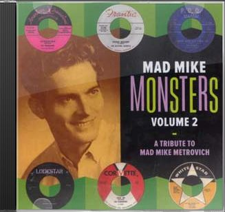 Mad Mike Monsters, Volume 2