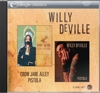 Crow Jane Alley / Pistola (2-CD)
