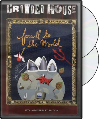 Crowded House - Farewell to the World