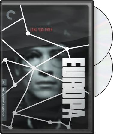 Zentropa (Criterion Collection, 2-DVD)