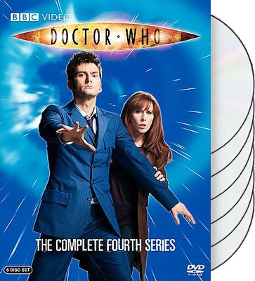 Doctor Who - #188-#198: Complete 4th Series