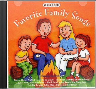 Kidzup - Favorite Family Songs