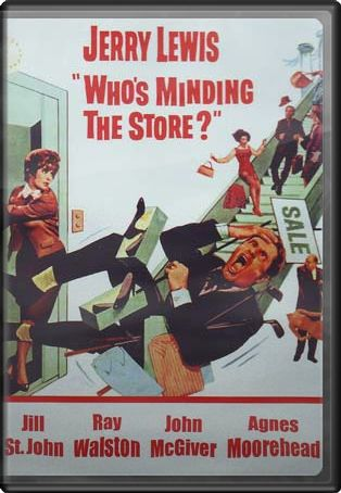Who's Minding the Store? (Widescreen)