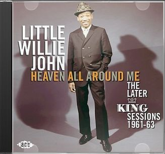 Heaven All Around Me: The Later King Sessions