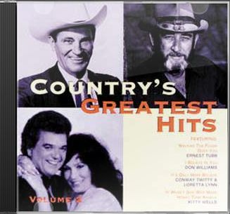 Country's Greatest Hits, Volume II