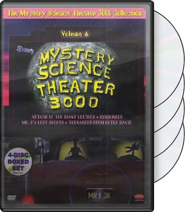 Mystery Science Theater 3000 Collection, Volume 6