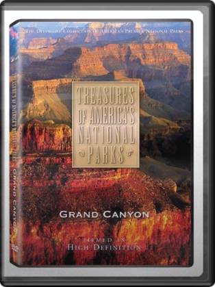 Treasures of America's National Parks: Grand