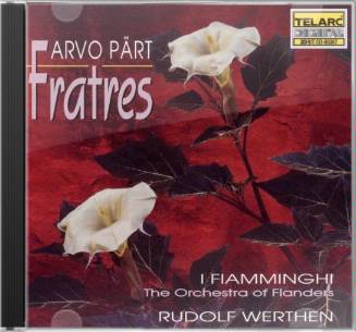 Pärt: Fratres & Other Works