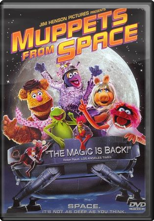 The Muppets - Muppets from Space (Full Screen)