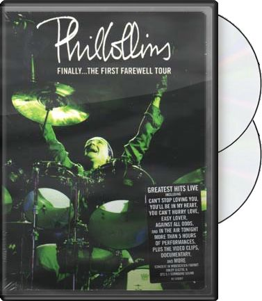 Finally...The First Farewell Tour (2-DVD)