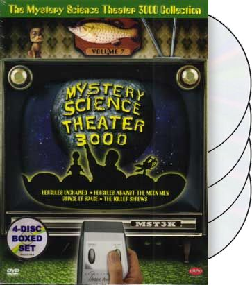 Mystery Science Theater 3000 Collection, Volume 7