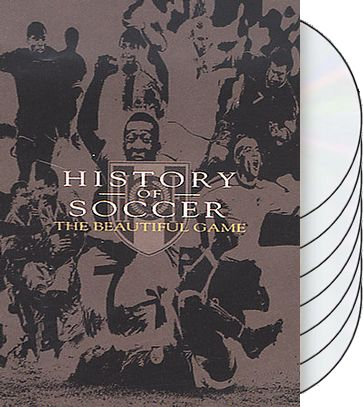 History of Soccer: The Beautiful Game (7-DVD)