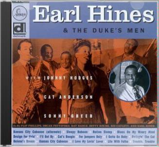 Earl Hines and the Duke's Men