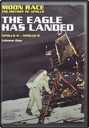 Moon Race, The History of Apollo, Volume 1: The