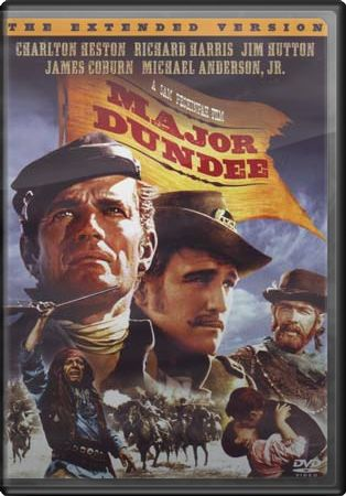 Major Dundee (Extended Version) (Widescreen)