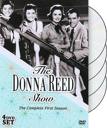The Donna Reed Show - Complete 1st Season (4-DVD)