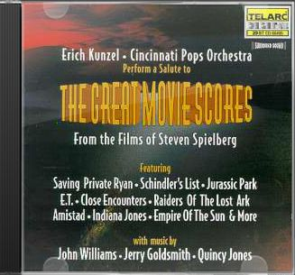 Great Movie Scores from the Films of Steven