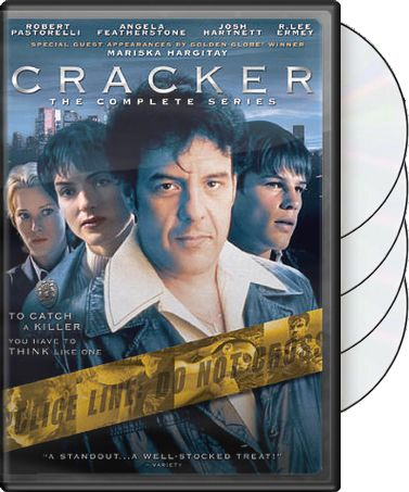 Cracker (US) - Complete Series (4-DVD)