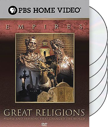 PBS - Empires: Great Religions - People and