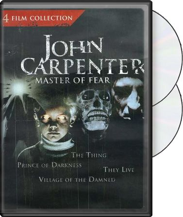 John Carpenter: Master of Fear (2-DVD)