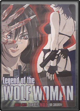 legend wolf woman hentai