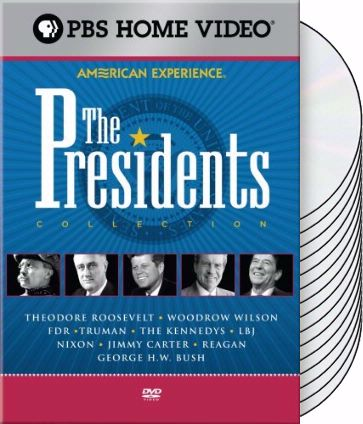 The Presidents Collection (Widescreen, 10-DVD)
