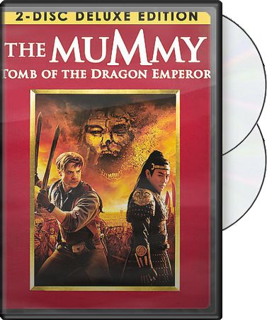 The Mummy: Tomb of the Dragon Emperor (2-DVD