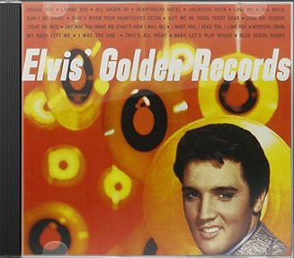 Elvis' Golden Records - Volume 1