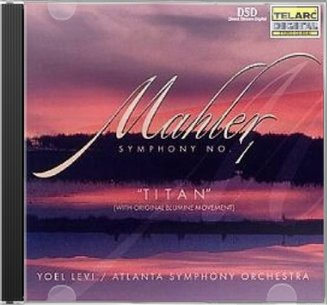 "Mahler: Symphony No. 1 In D Major, ""Titan"""