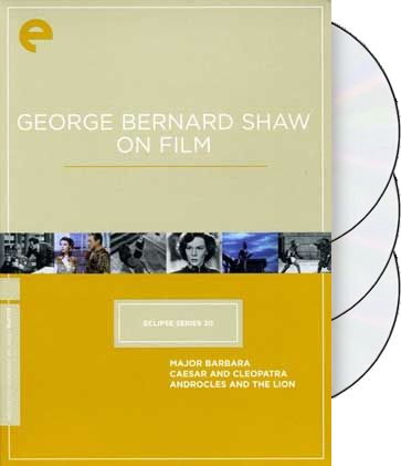 George Bernard Shaw on Film (Major Barbara /
