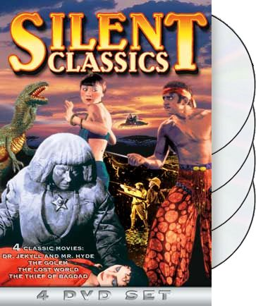 Silent Classics (Dr. Jekyll & Mr. Hyde / The
