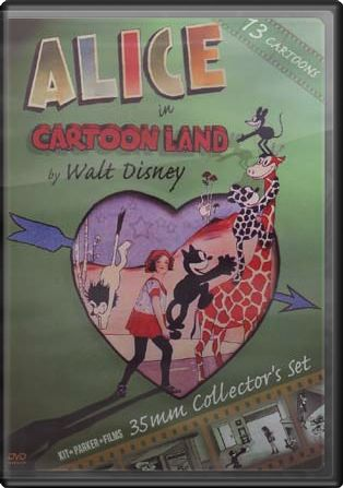 Alice in Cartoonland (Disney) - 35mm Collector's